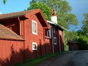 Gamla hus byggnadsvård