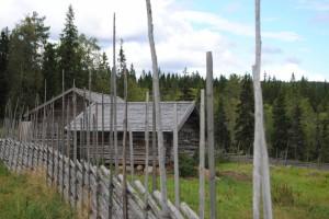 timmerhus-trähus-gärdesgård-fäbod