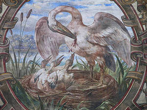 Konstmålning med silikatfärg: Bild:Keim.ch