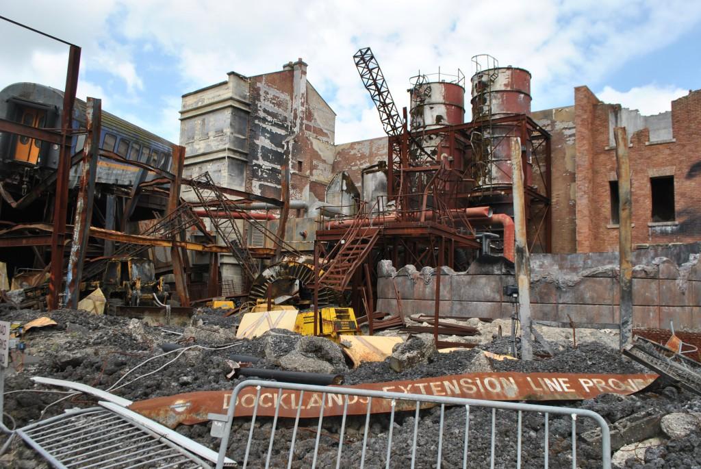 Staden-framtida kollaps eller räddning?