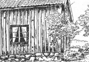 utsnitt hus
